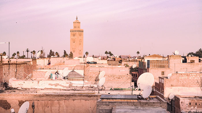 vista-de-Marrakech-Marruecos