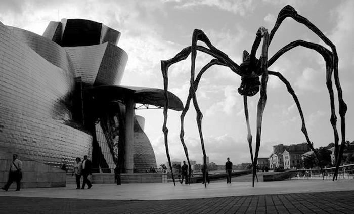 Louise Bourgeois-Maman-Bilbao