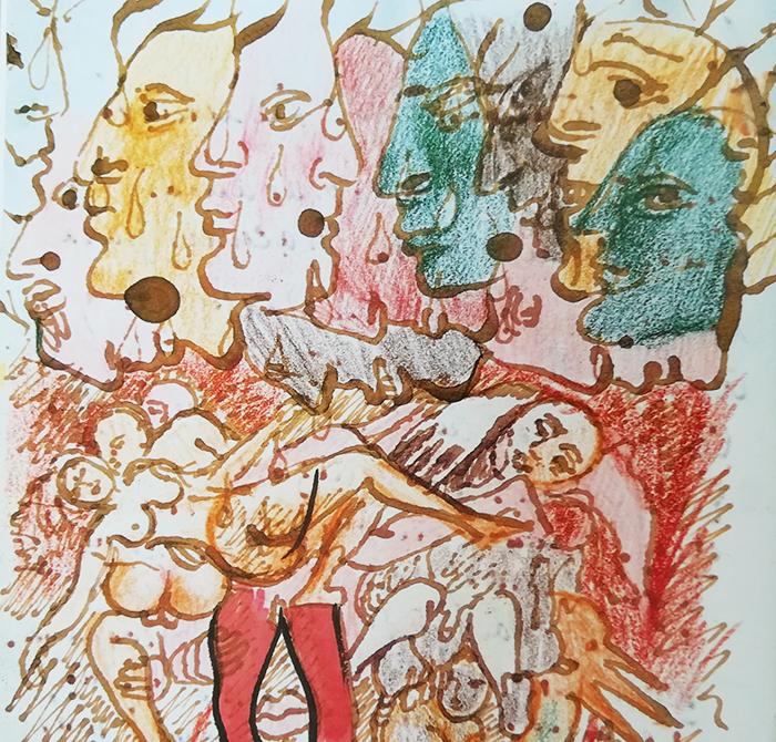 el diario de Frida-pueblo