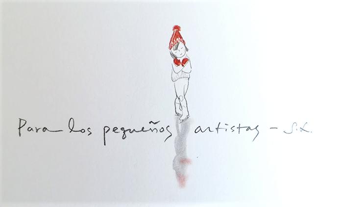 suzy lee-pequeños artistas