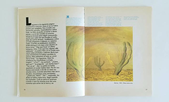 Diego Rivera-desierto