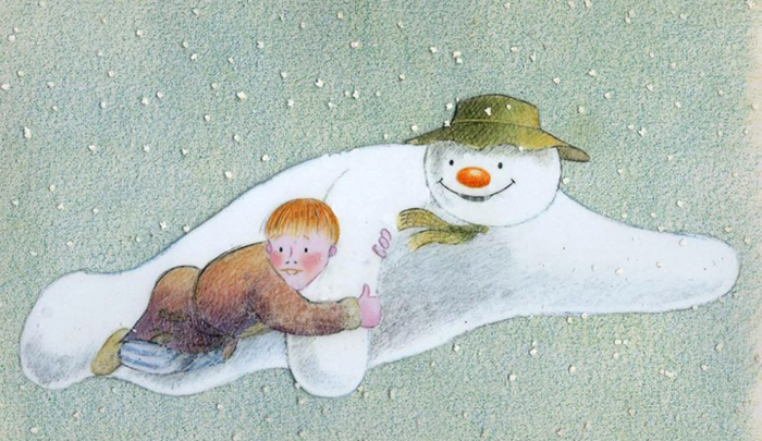 The Snowman-Raymond Briggs