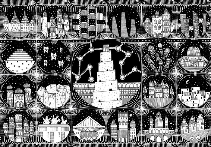 las ciudades invisibles fedora karina puente