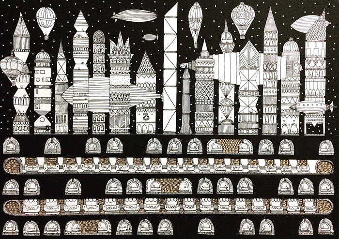 las ciudades invisibles zirma karina puente