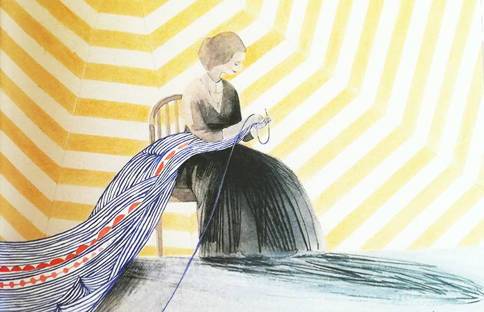 Louise Bourgeois-Nana-de-Tela-madre