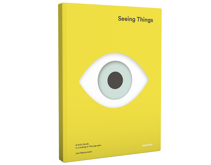 fotografía libro seeing things portada