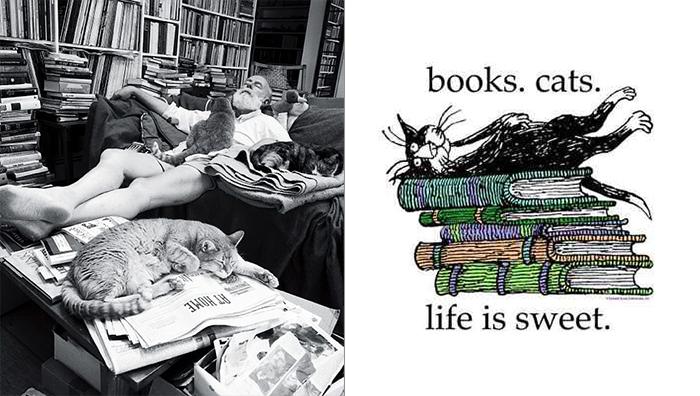 edward gorey-librosygatos