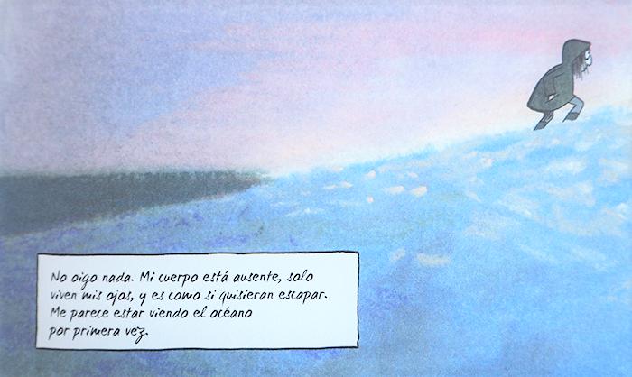 La levedad-Catherine Meurisse- duna
