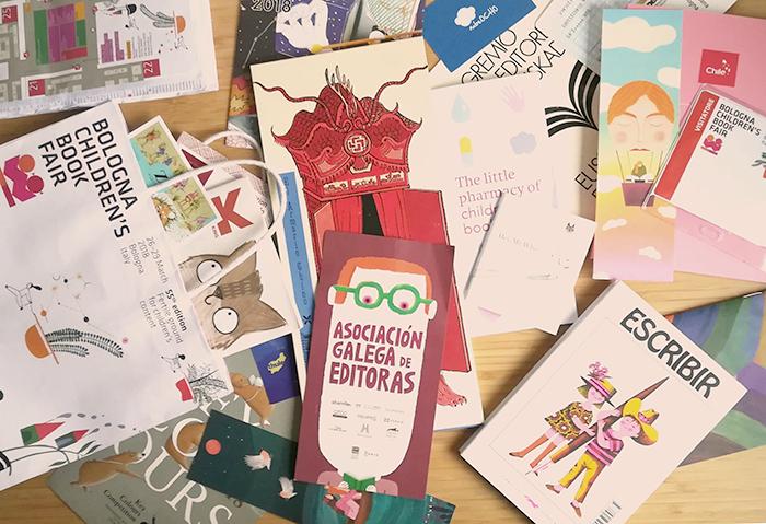 Feria del libro infantil de Bolonia_de vuelta