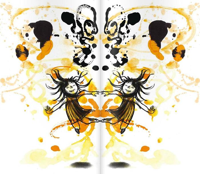 La trilogía del limite-Suzy Lee-espejo