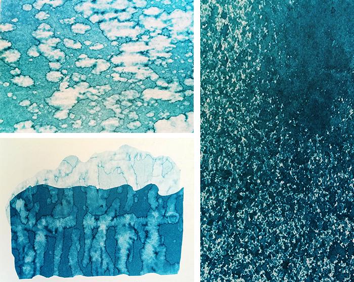 Pintar El Agua Serie Aprender A Mirar Aprender A Dibujar